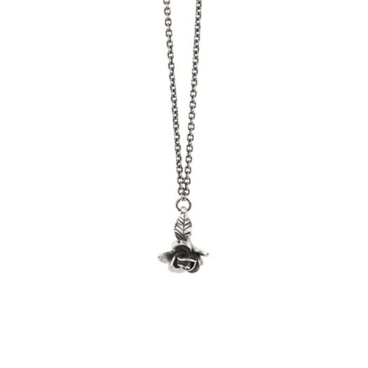 Beads Pendente Trollbeads in Argento - Rosa - TAGPE-00080