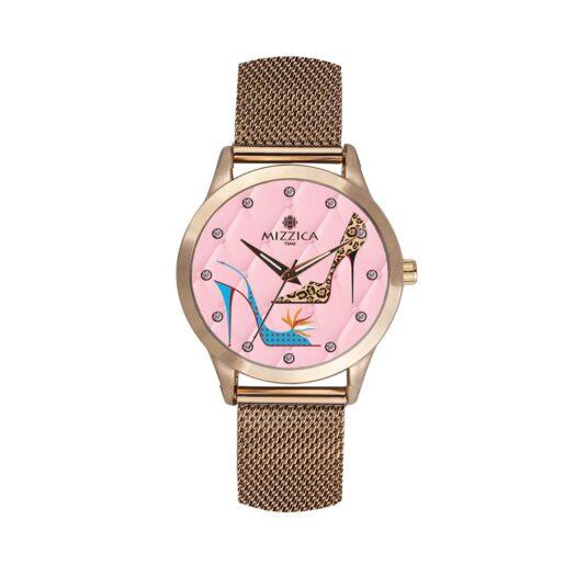 Orologio Solo Tempo Mizzica in Acciaio - Le Scarpe - MC116
