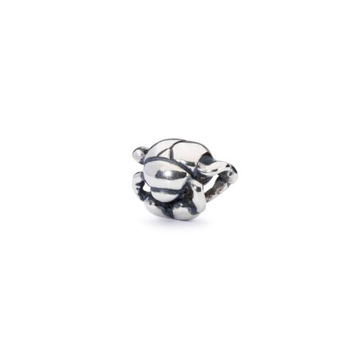 Beads Trollbeads in Argento - Scarabeo Magico - TAGBE-20071