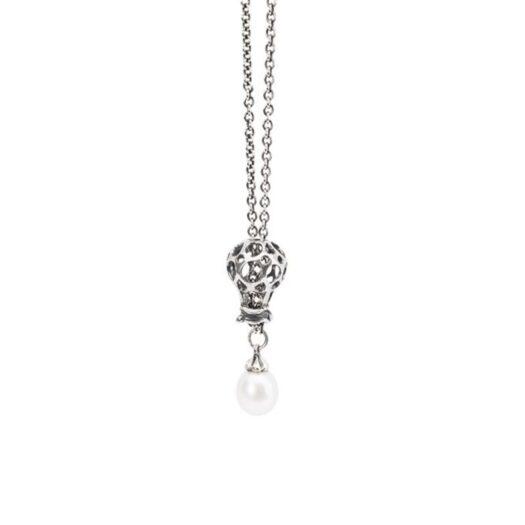 Beads Trollbeads in Argento - Mongolfiera - TAGBE-20195