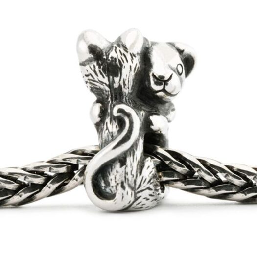 Beads Trollbeads in Argento - L'Amore è Cieco - TAGBE-30047