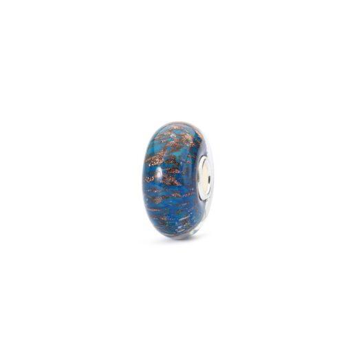 Beads Trollbeads in Argento e Vetro - Specchio d'Acqua - TGLBE-10266