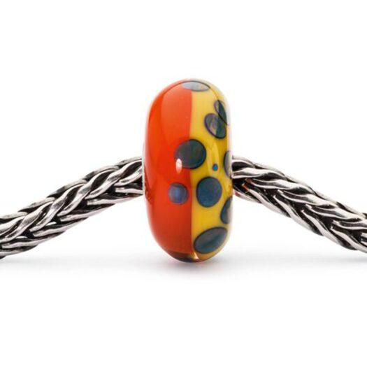 Beads Trollbeads in Argento e Vetro | Gocce di Memoria - TGLBE-10274