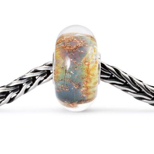 Beads Trollbeads in Argento e Vetro - Oltre l'Arcobaleno - TGLBE-10325