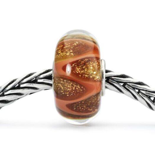 Beads Trollbeads in Argento e Vetro - Lieto Fine - TGLBE-10408