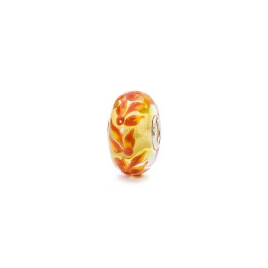 Beads Trollbeads in Argento e Vetro - Pensieri Volanti - TGLBE-10456