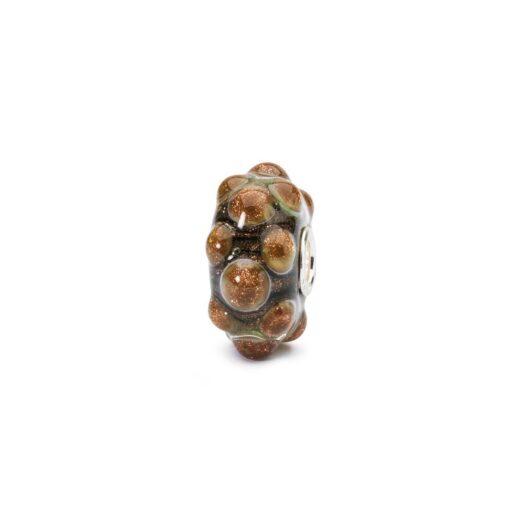 Beads Trollbeads in Argento e Vetro - Polvere dei Desideri - TGLBE-20095