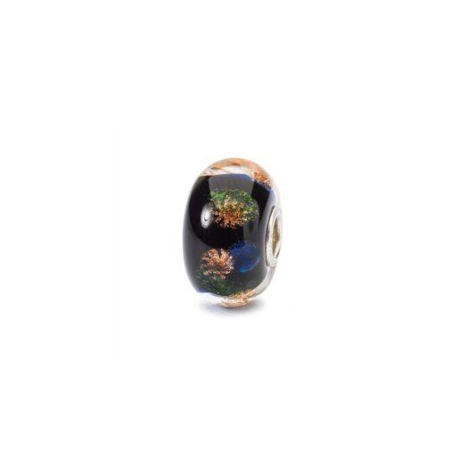 Beads Trollbeads in Argento e Vetro - Cascata di Luci - TGLBE-20097