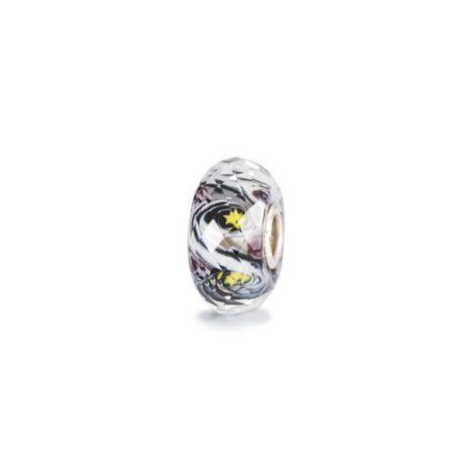Beads Trollbeads in Argento e Vetro - Speranza Sfaccettata - TGLBE-30007