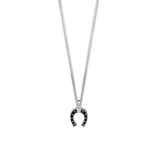 Collana Kidult in Acciaio Ferro di Cavallo Fortuna - Symbols - 751214