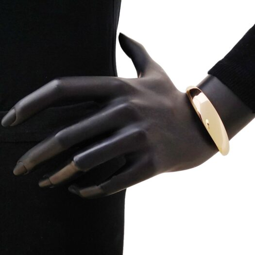 Bracciale Rigido Artlinea in Oro 18 Kt - Glam - BP141