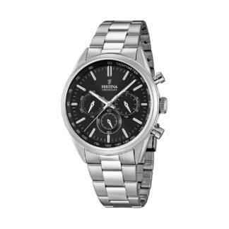 Orologio Cronografo Festina in Acciaio - Timeless Chronograph - F16820/4