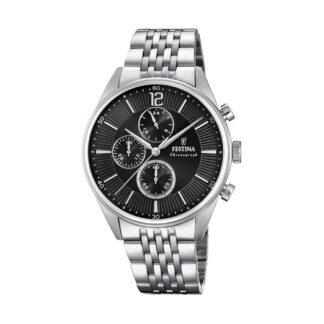 Orologio Cronografo Festina in Acciaio - Timeless Chronograph - F20285/4