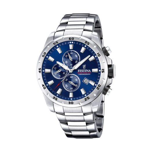 Orologio Cronografo Festina in Acciaio - Chrono Sport - F20463/2