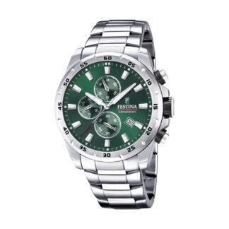 Orologio Cronografo Festina in Acciaio - Chrono Sport - F20463/3