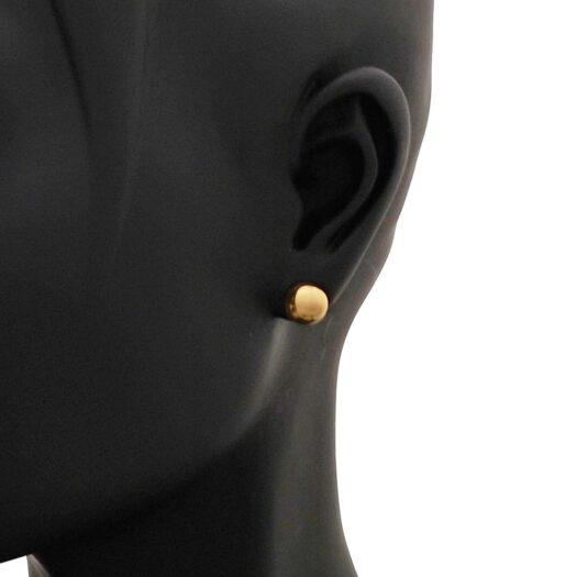 Orecchini Artlinea in Oro Giallo Boule - Mini Parure - OP0032-LG