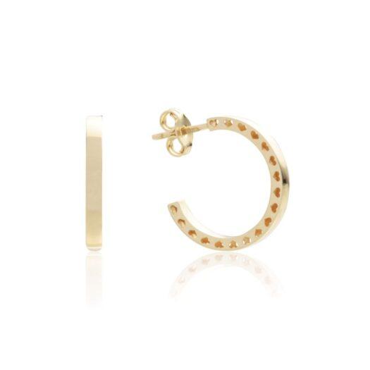 Orecchini Artlinea in Oro 18 Kt Boccola - Glam - OP0073