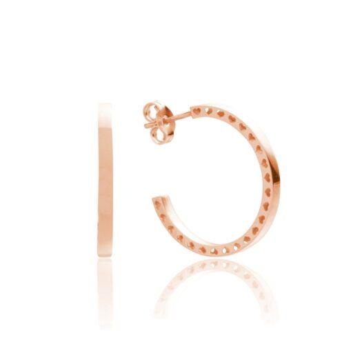 Orecchini Artlinea in Oro 18 Kt Boccola - Glam - OP0074