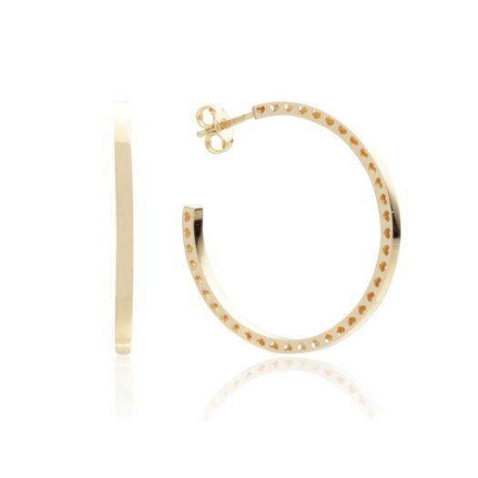 Orecchini Artlinea in Oro 18 Kt Boccola - Glam - OP0075