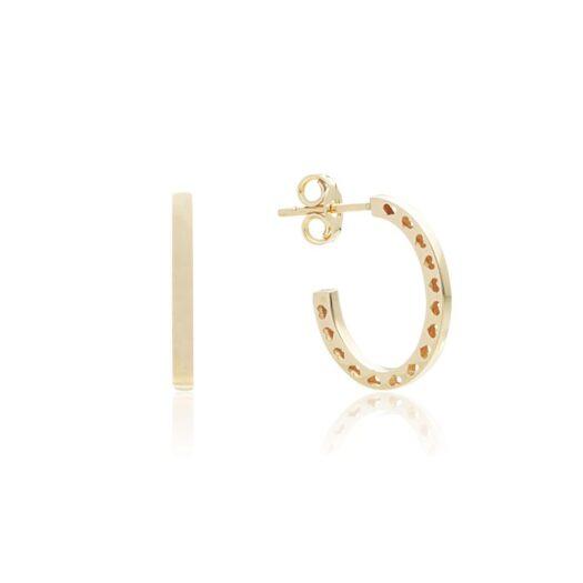 Orecchini Artlinea in Oro 18 Kt Boccola - Glam - OP0077