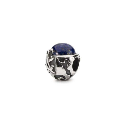 Beads Trollbeads in Argento con Lapislazzuli - Doni dell'Oceano - TAGBE-00278