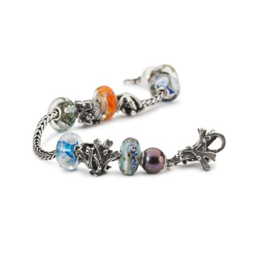 Beads Trollbeads in Argento - Respiro del Mare - TAGBE-30169