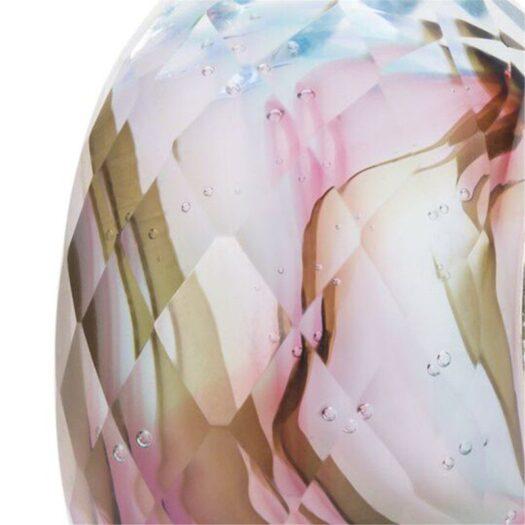 Beads Trollbeads in Argento e Vetro di Murano - Polvere d'Arcobaleno - TGLBE-30065