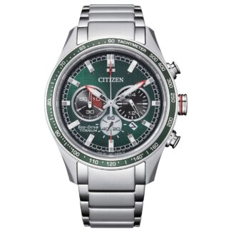 Orologio Eco Drive Citizen in Super Titanio - Crono Super Titanium - CA4497-86X