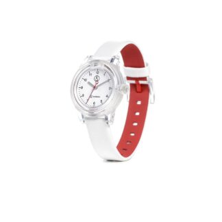 Orologio da Donna Smile Solar in Resina e Pelle - Matching Outfit - RP29J003Y
