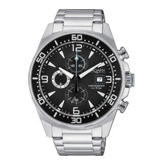 Orologio Cronografo Vagary in Acciaio - Aqua39 - VA1-013-51