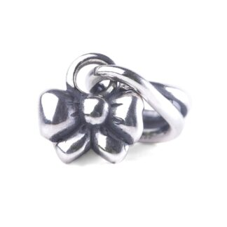 Beads Trollbeads in Argento - Pendente Fiocco - TAGBE-00275
