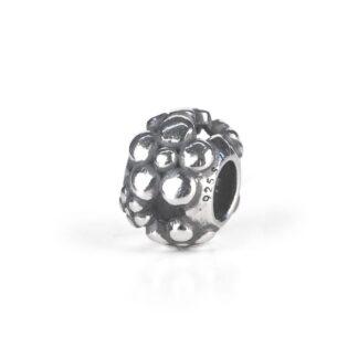 Beads Trollbeads in Argento - Fiore Daisy - TAGBE-20229