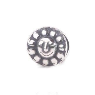 Beads Trollbeads in Argento - Sole Sorridente - TAGBE-20238