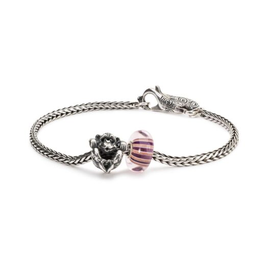Beads Trollbeads in Argento - Scimmietta dell'Amore - TAGBE-30149