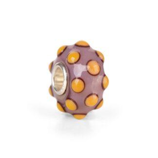 Beads Trollbeads in Argento e Vetro - Pois Sorpresa - TGLBE-20140