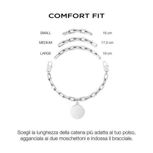 Sistema Comfort Fit Bracciali Kidult Donna